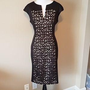 Slimming dress